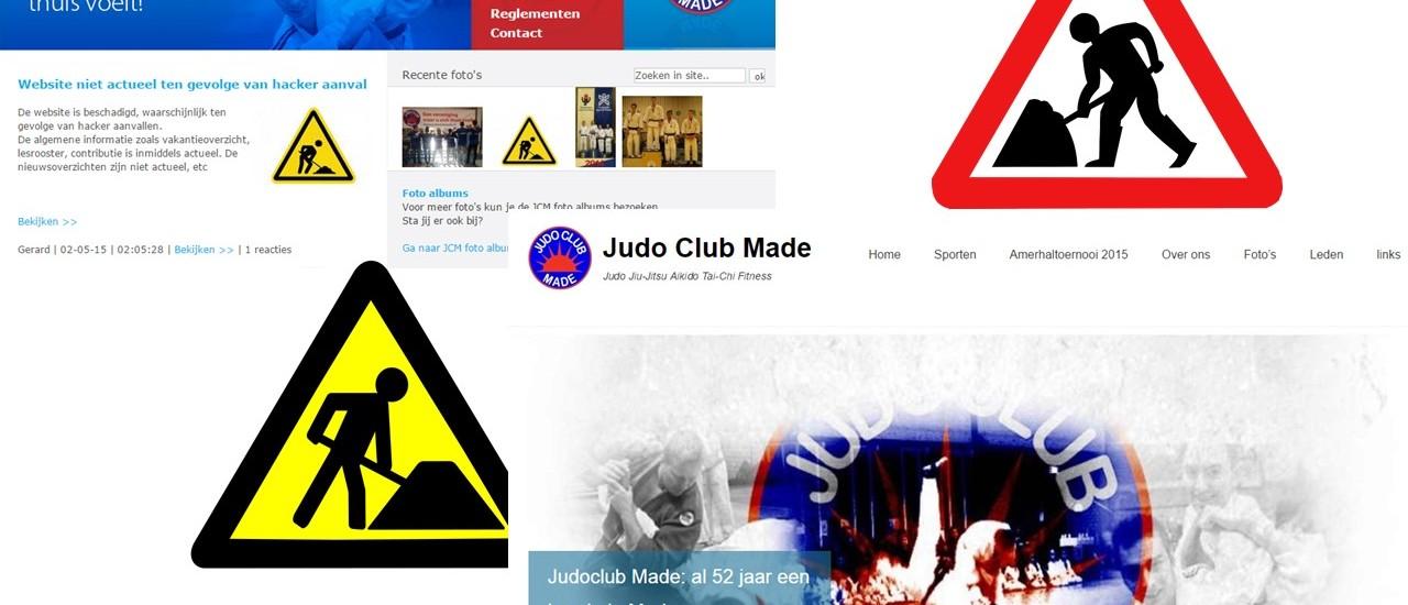 Welkom op de nieuwe website
