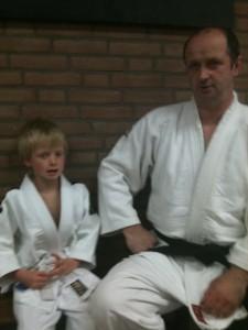 John Oomen nieuwe judodocent per 1 mei 2015